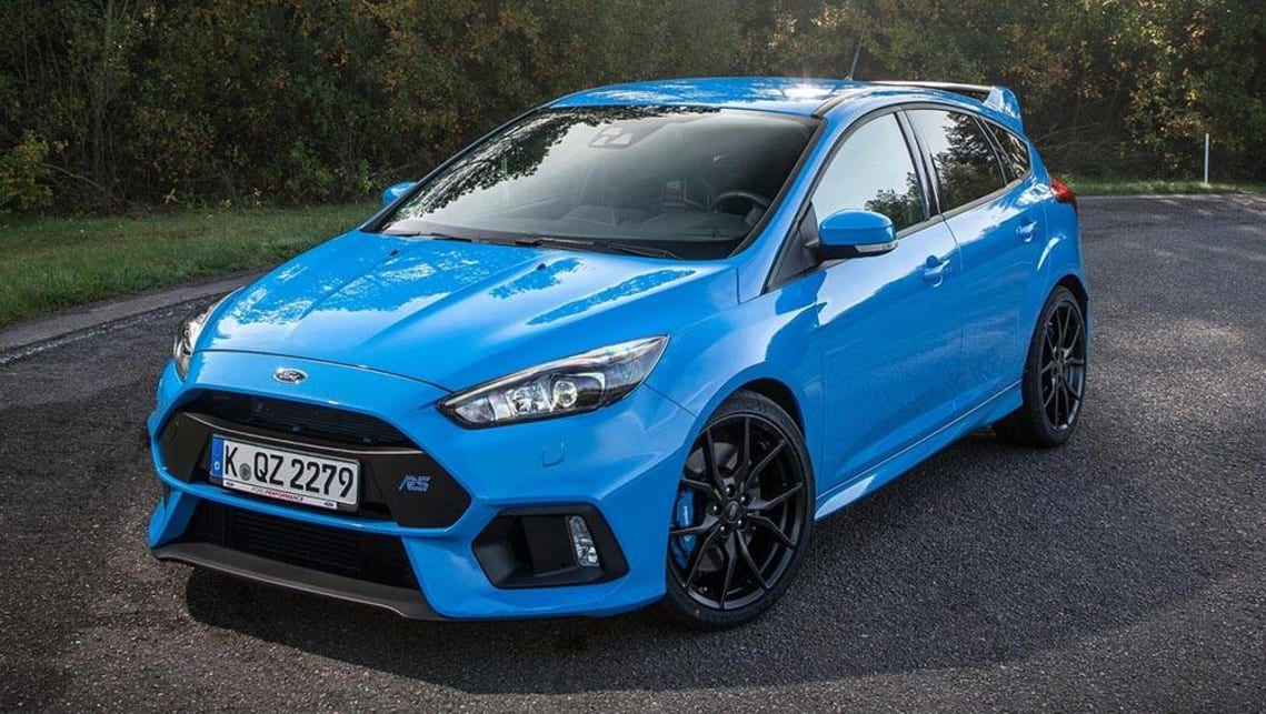 Does Ford Even Need A New Focus Rs Car News Carsguide