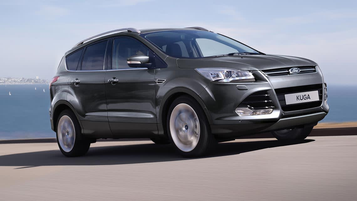 Ford Kuga Titanium 2015 Review Carsguide