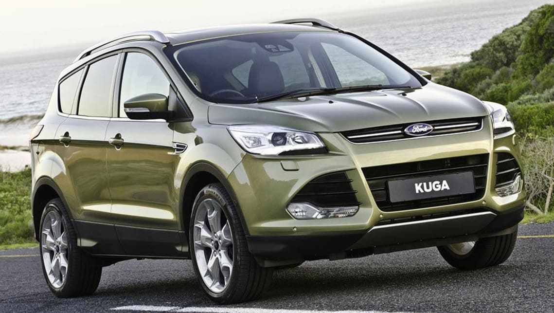 Used Ford Kuga Review 2013 2014 Carsguide