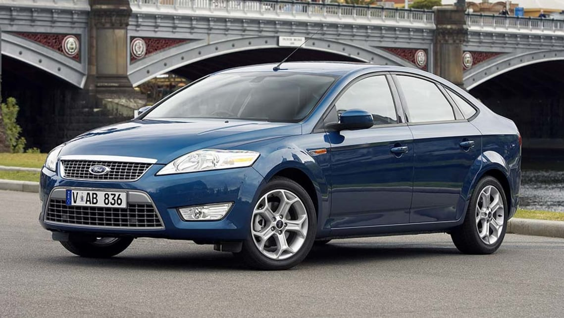 Used Ford Mondeo Review 2007 2015 Carsguide