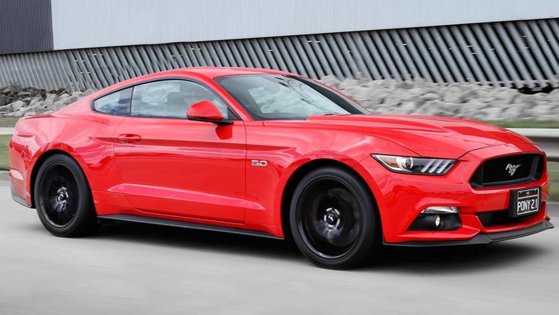 Ford Mustang Rental >> Ford Mustang Joins Hertz Rental Fleet In Australia Car