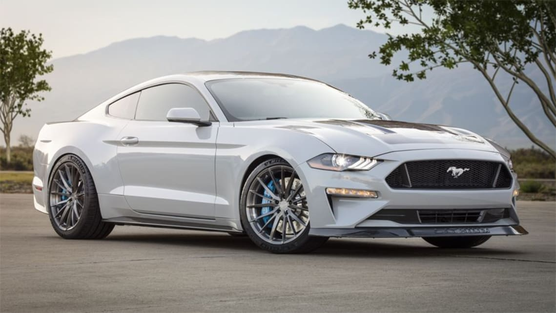 Ford Mustang Lithium. (image: Ford - via roadandtrack.com)