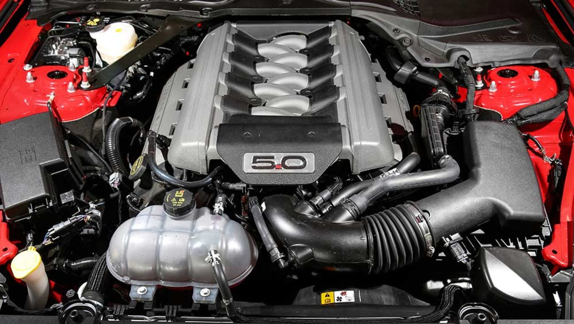 Ford Mustang V8 GT coupe 2016 review | CarsGuide