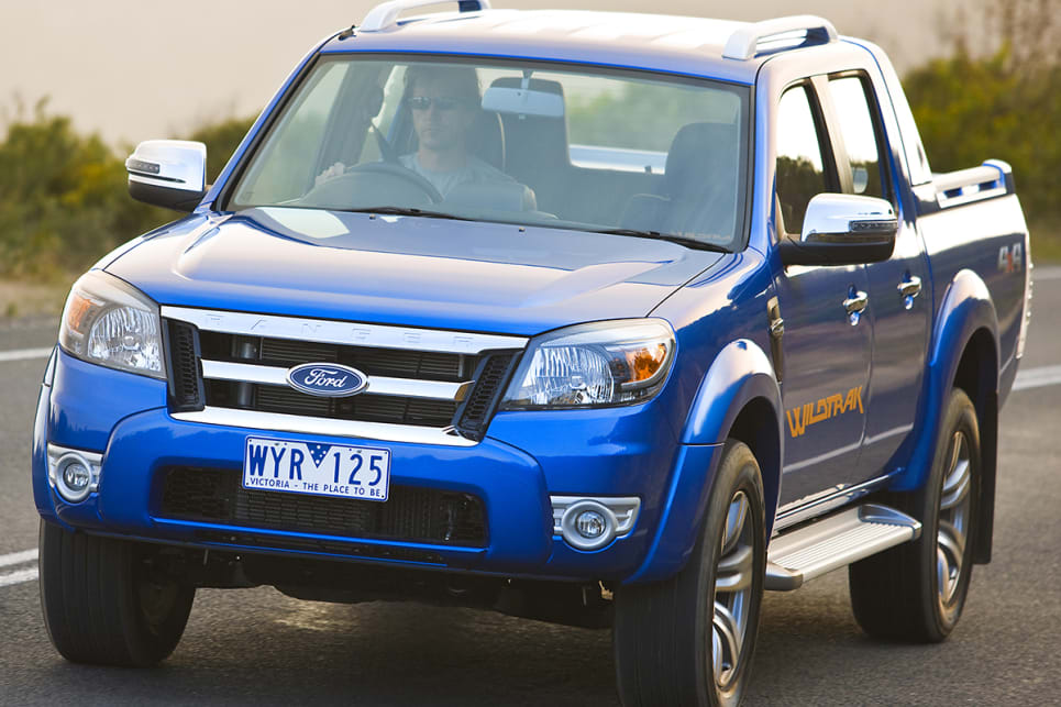 Used Ford Ranger review: 2009-2011 | CarsGuide