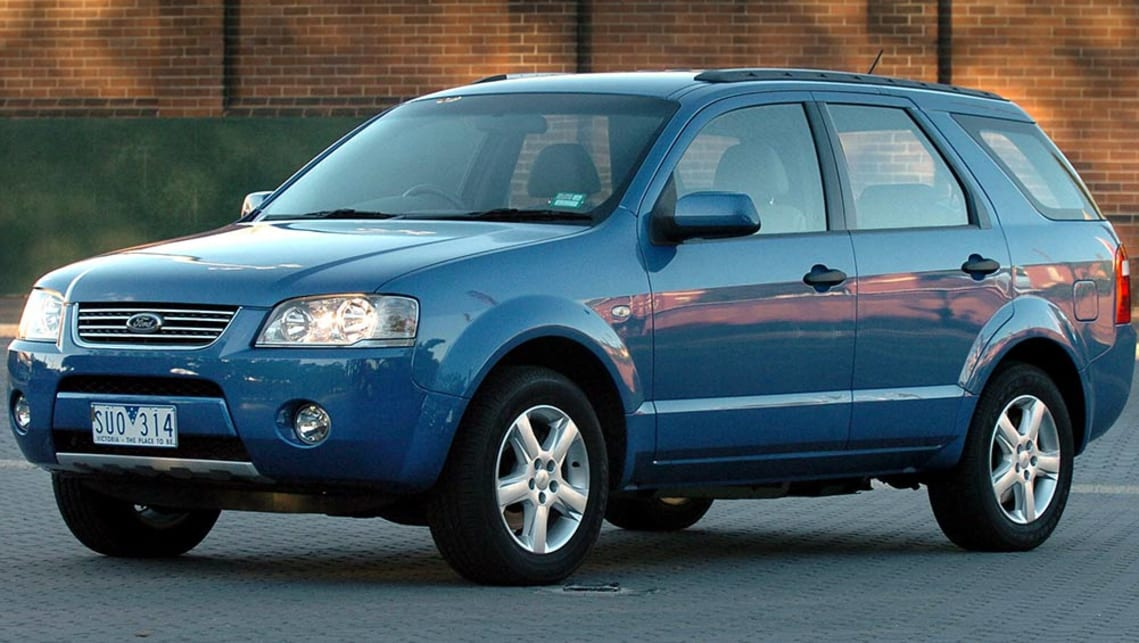 The first Ford Territory models from 2004 were far from trouble free.