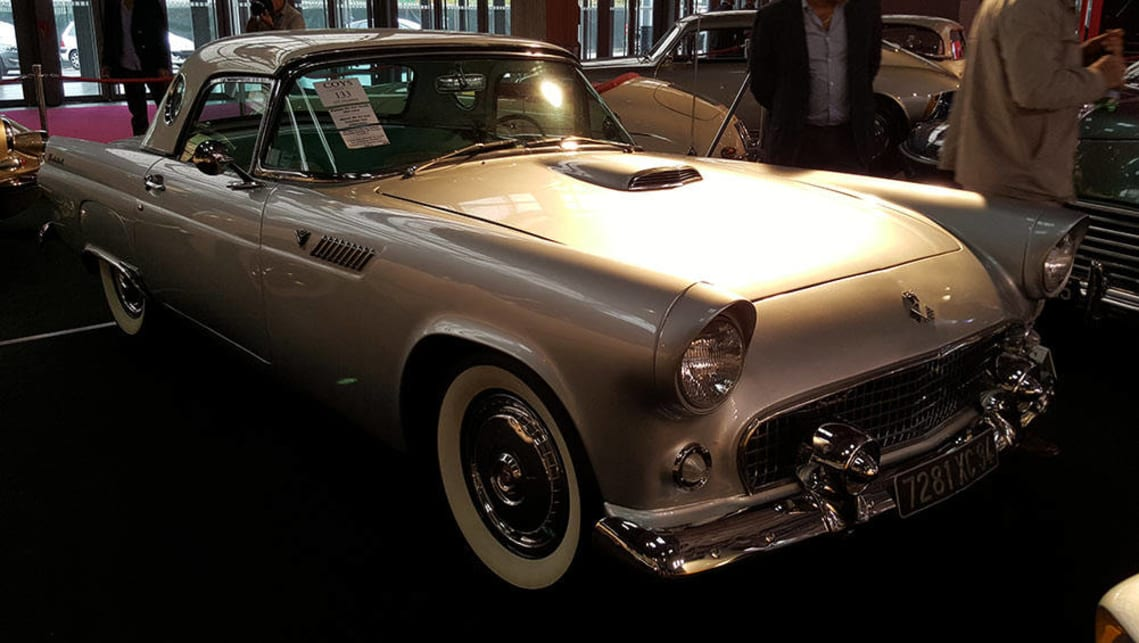 1955 Ford Thunderbird.