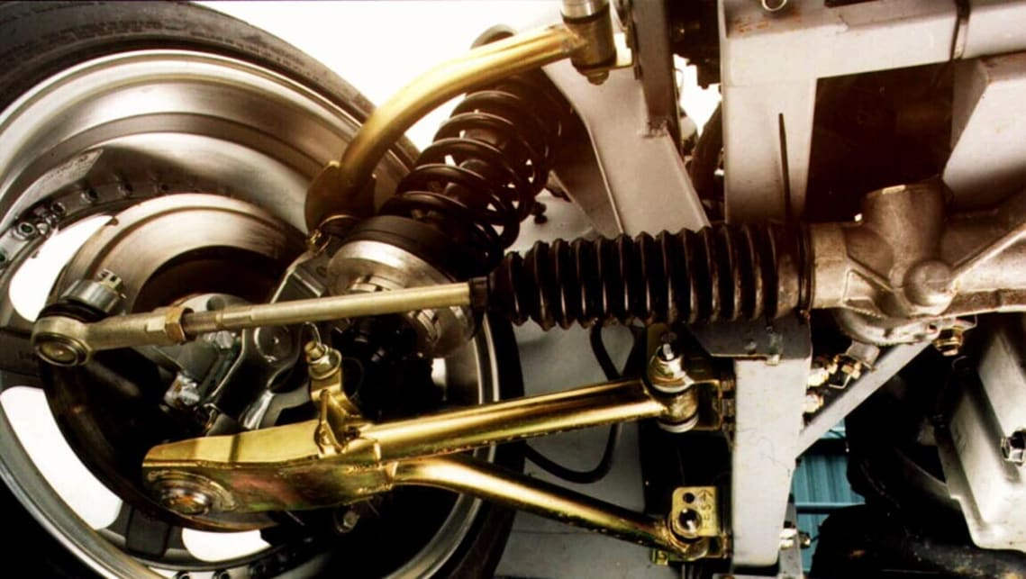 What are the different types of front suspension, and which is best? - Car  Advice | CarsGuide