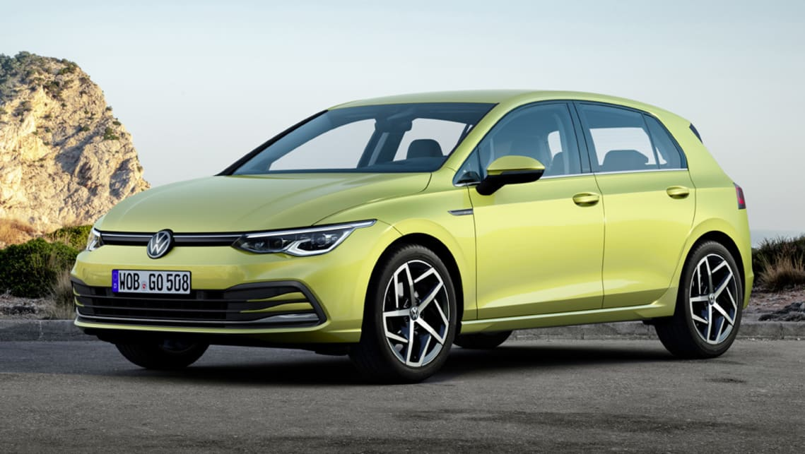 Vw Golf 2020 Revealed New Gti Hot Hatch Only A Year Away Car News Carsguide