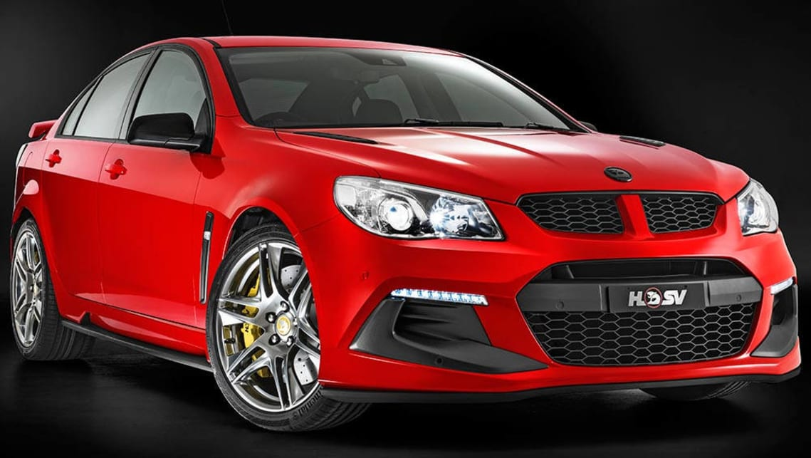 2016 HSV Clubsport R8 Track Edition