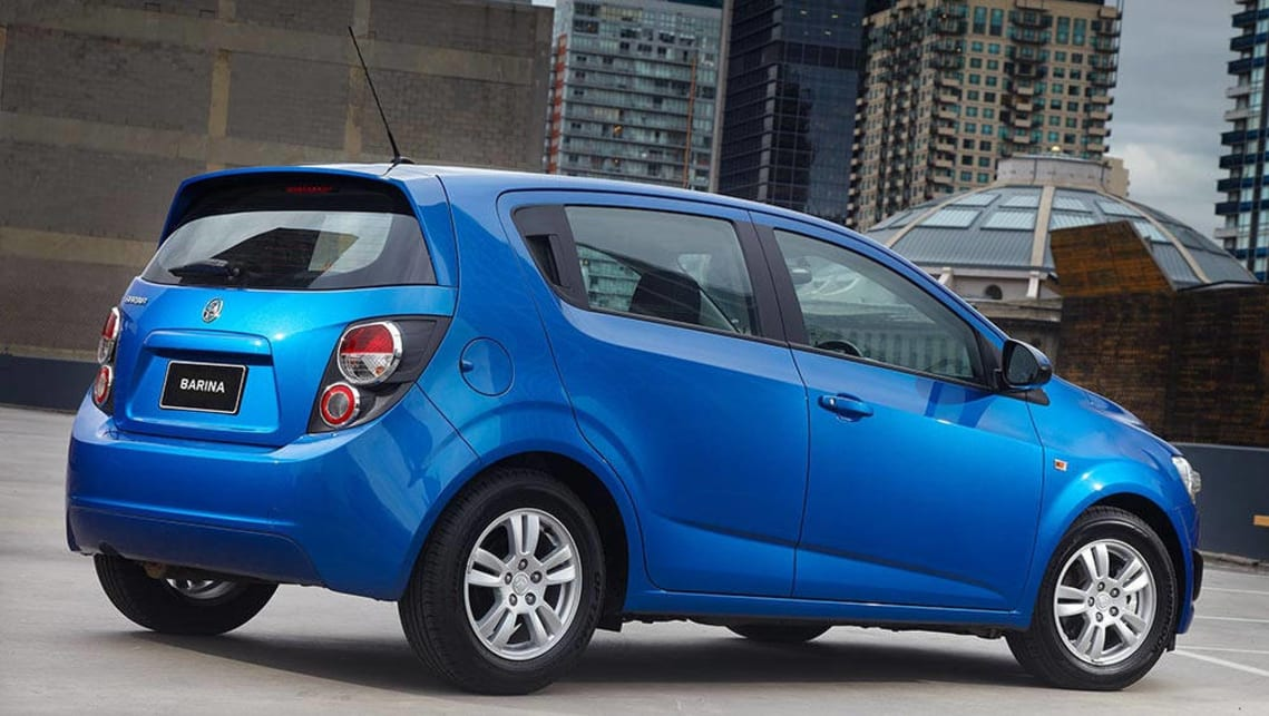Used Holden Barina review: 2011-2014 | CarsGuide