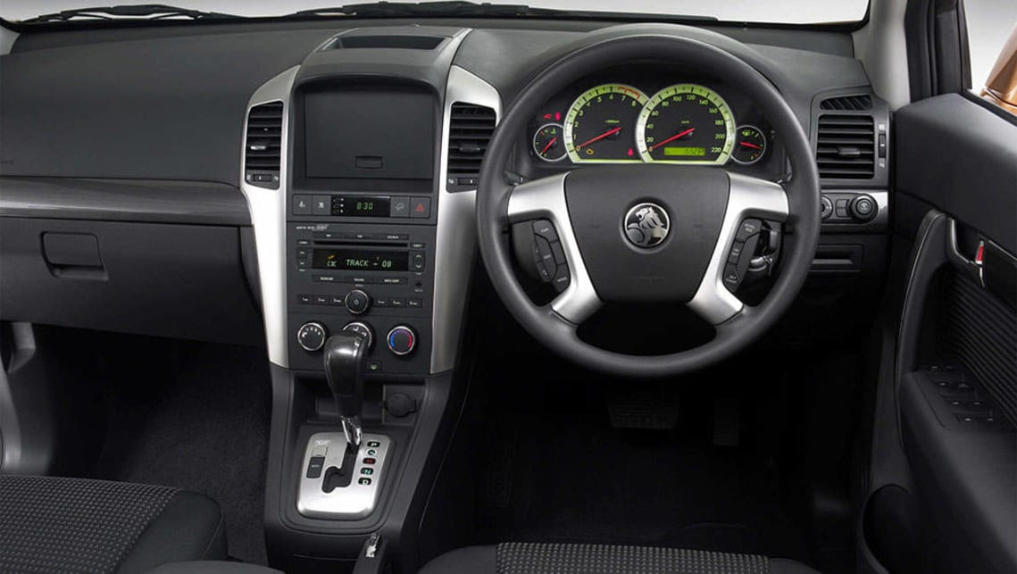 2006 Holden Captiva