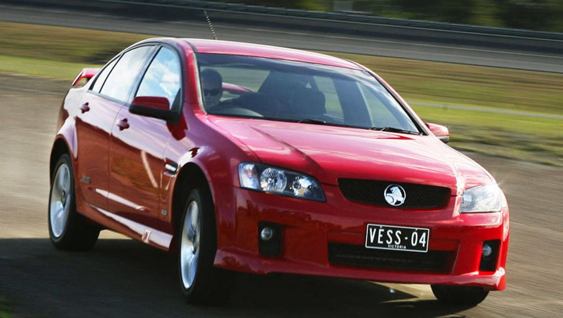 2006 Holden VE Commodore SS