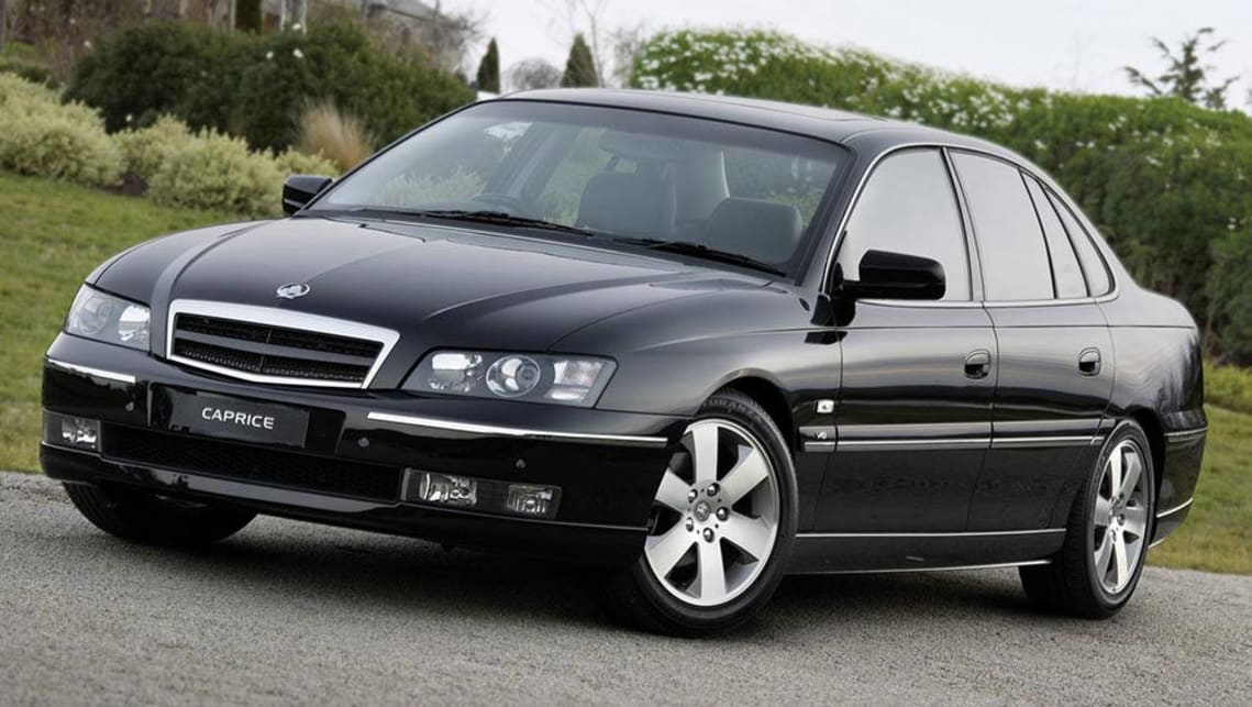 used holden statesman and caprice review  1997