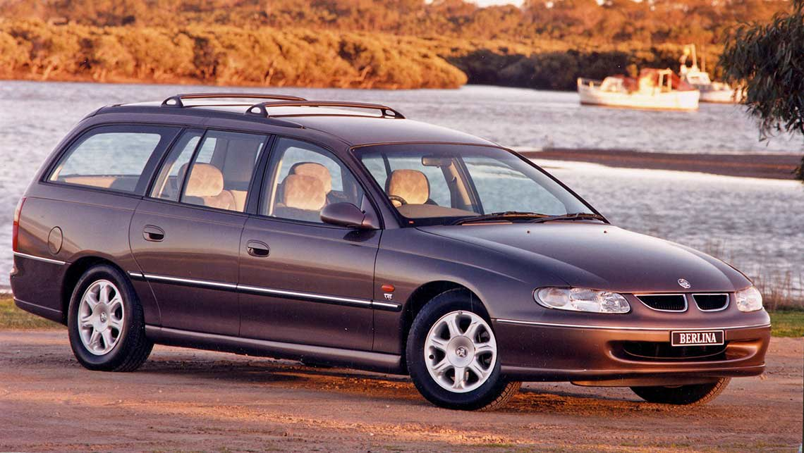 1997 Holden VT Commodore Berlina