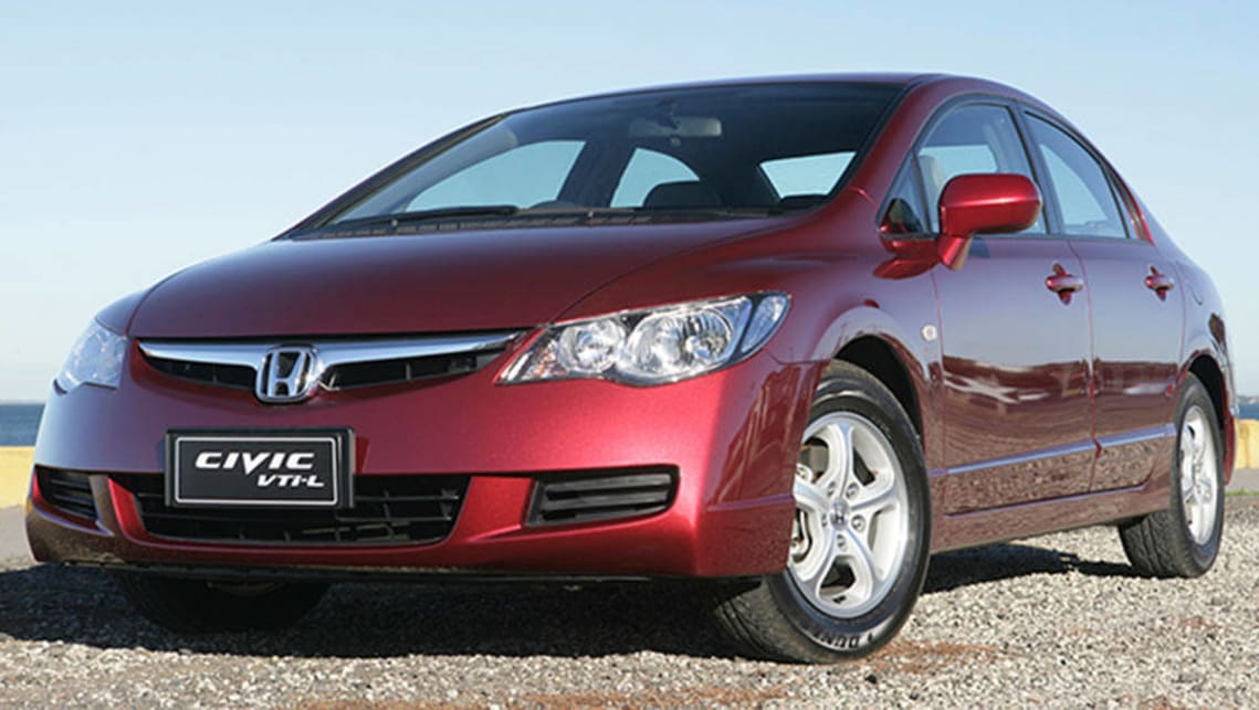 Used Honda Civic Review 2006 2011 Carsguide