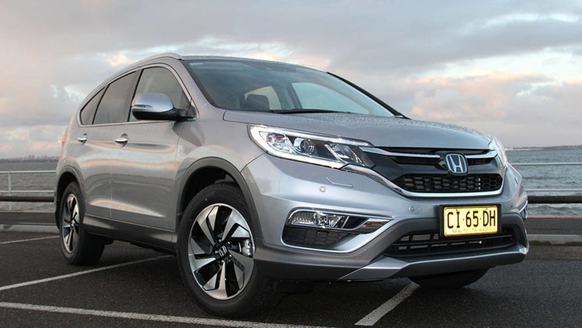 Honda CR-V VTi-L 2016 review | CarsGuide