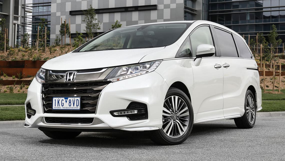 What Is Happening With The Honda Odyssey Car News Carsguide