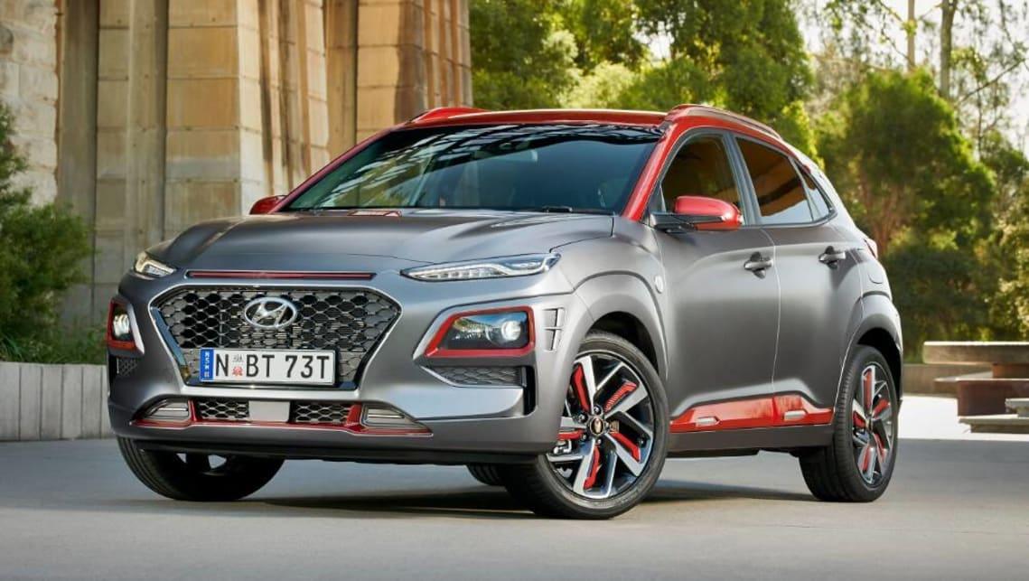 New Hyundai Kona N 2020: Fire-breathing SUV to debut in ...