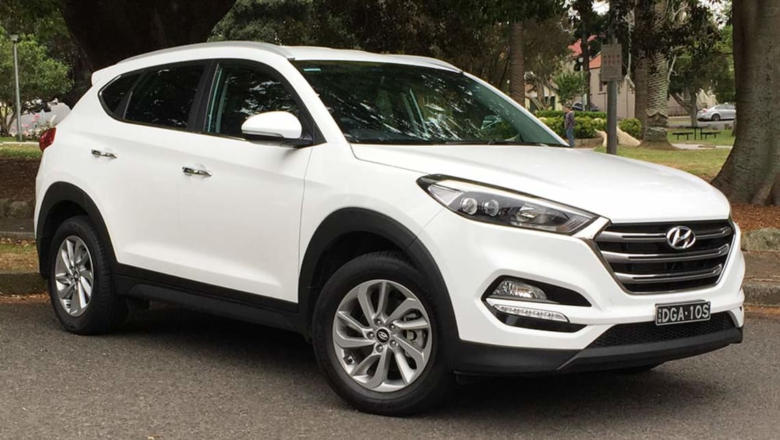 Hyundai Tucson Elite Awd 2016 Review Carsguide