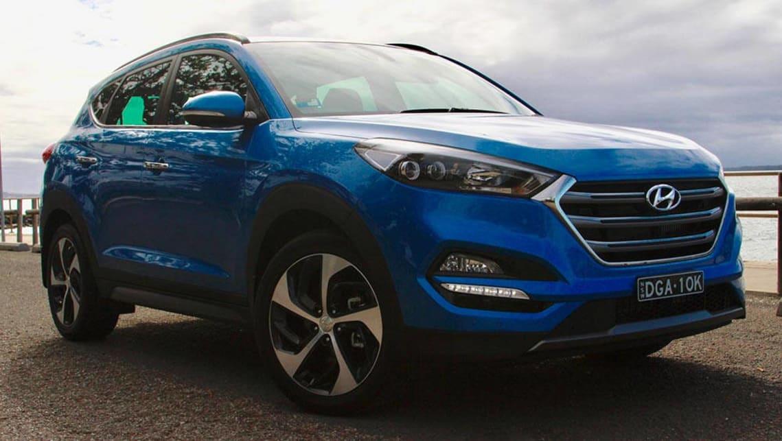 Hyundai Tucson 2017 review | CarsGuide