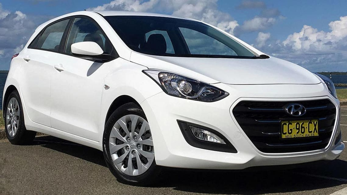 The current Hyundai i30 is due to be replaced next year, making it appealing to buyers looking to grab a deal.