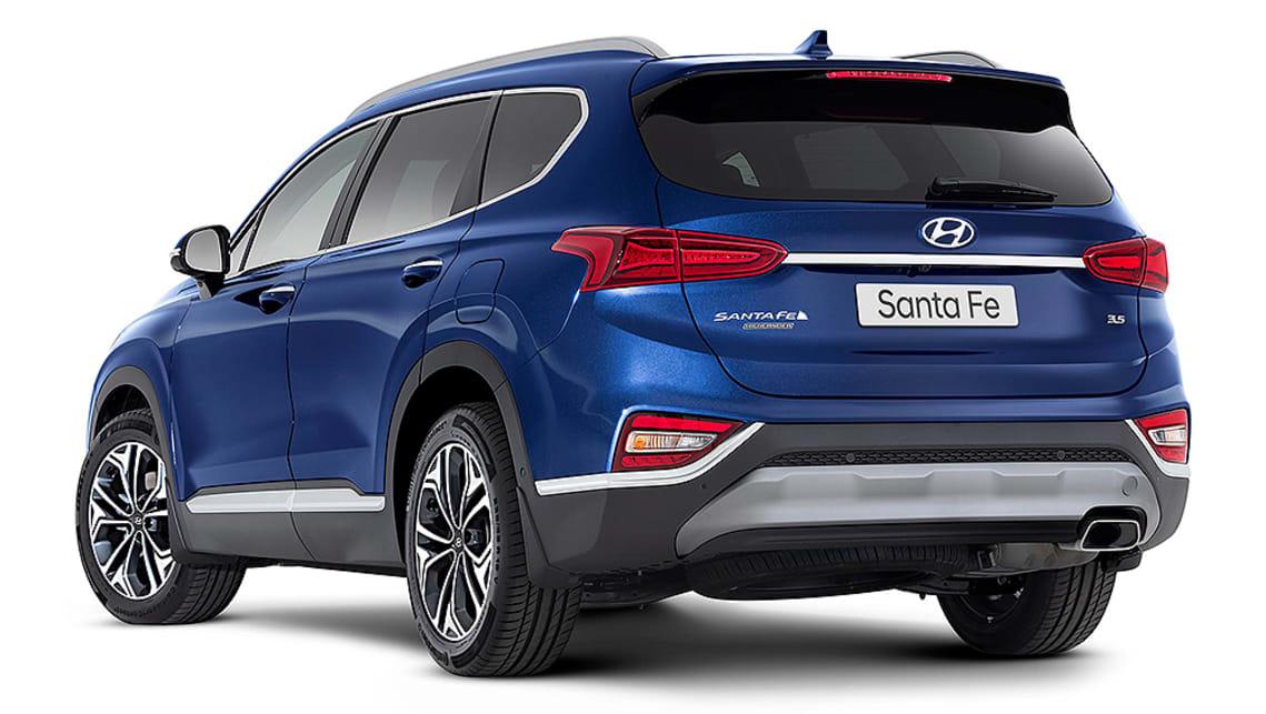 Santa Fe News >> New Hyundai Santa Fe 2020 Detailed V6 Engine Now Available