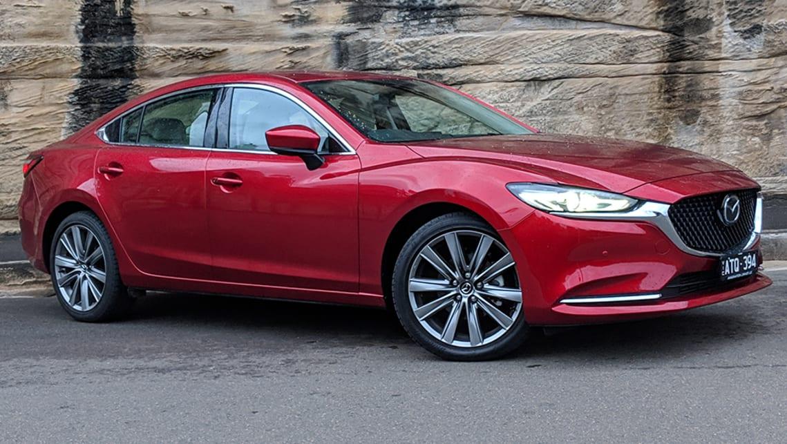 Mazda 6 2019 Review Gt Turbo Petrol Sedan Carsguide