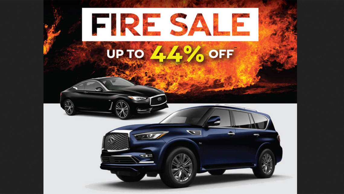 Infiniti Models Heavily Discounted Ahead Of Australian Exit Car News Carsguide