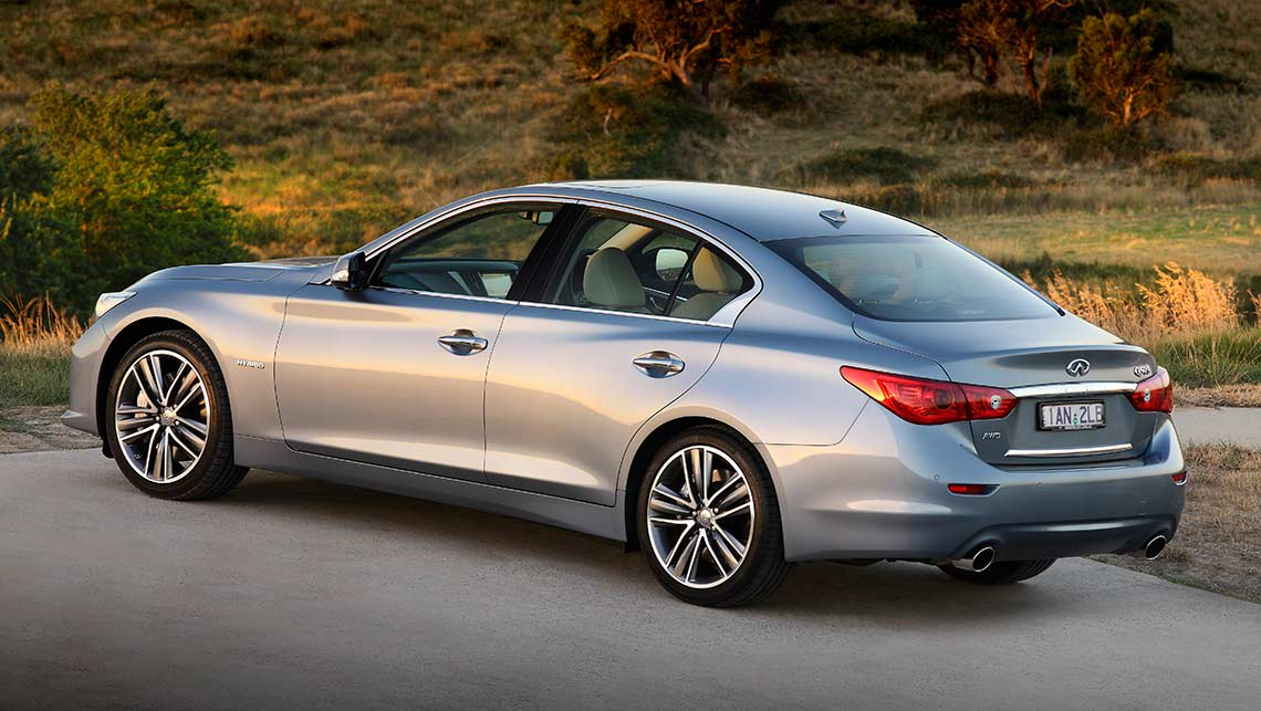 Infiniti Q50 Auto 2014 Review Carsguide