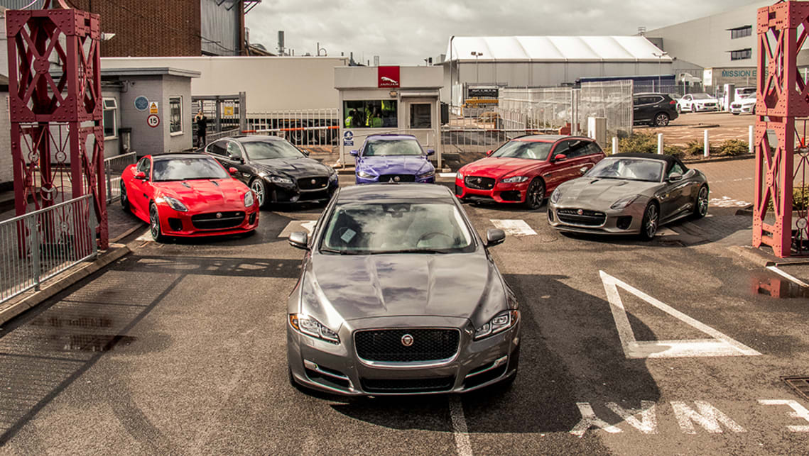 As a no-deal Breixt looks likely, JLR's production line jobs in the UK could leave Britain.