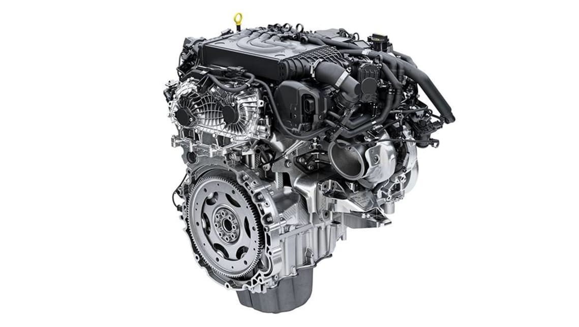 The new 3.0-litre in-line six will be offered in two different power levels: 265kW/495Nm and 294kW/550Nm.