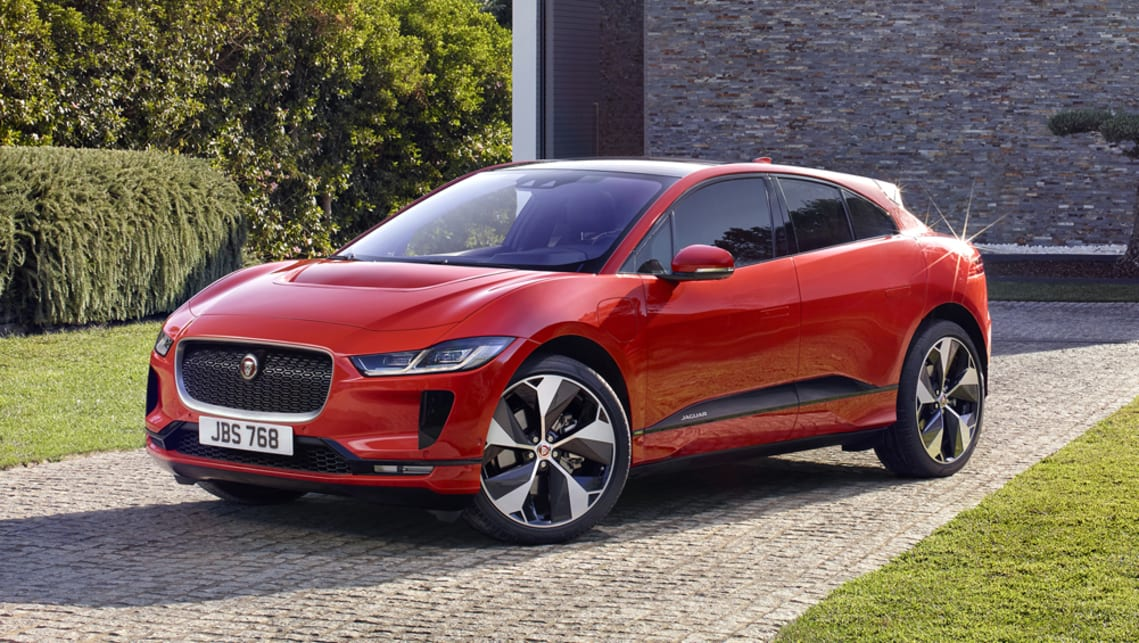 Jaguar I-Pace 2018 pricing and specs revealed
