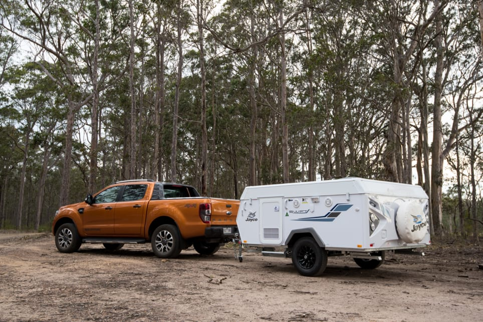 Small on the outside, big on the inside. (image credit: Brendan Batty/campertrailerreview.com.au)