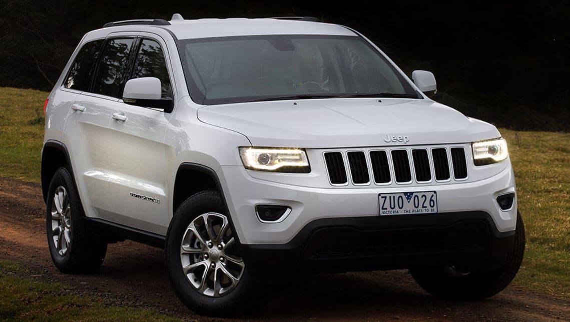 Jeep Laredo 2016 >> Jeep Grand Cherokee Laredo Diesel 2016 Review Carsguide