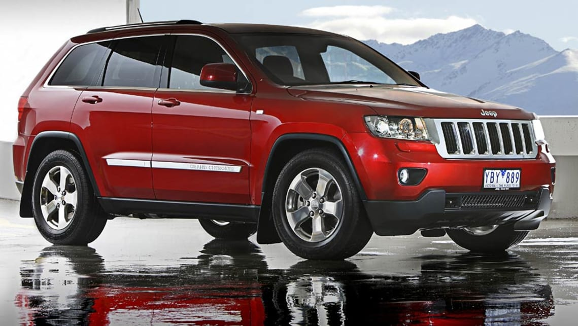 Used Jeep Grand Cherokee Review 2011 2014 Carsguide