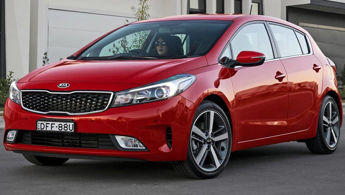 Kia's Cerato is $6K off RRP.