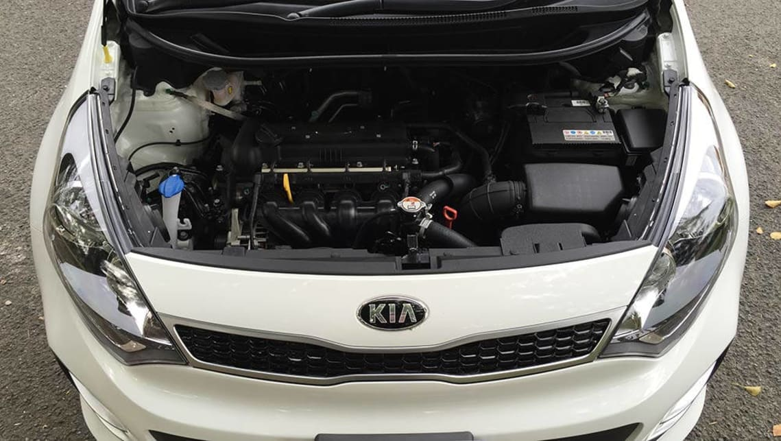 2016 Kia Rio S Premium. Picture credit: Richard Berry.