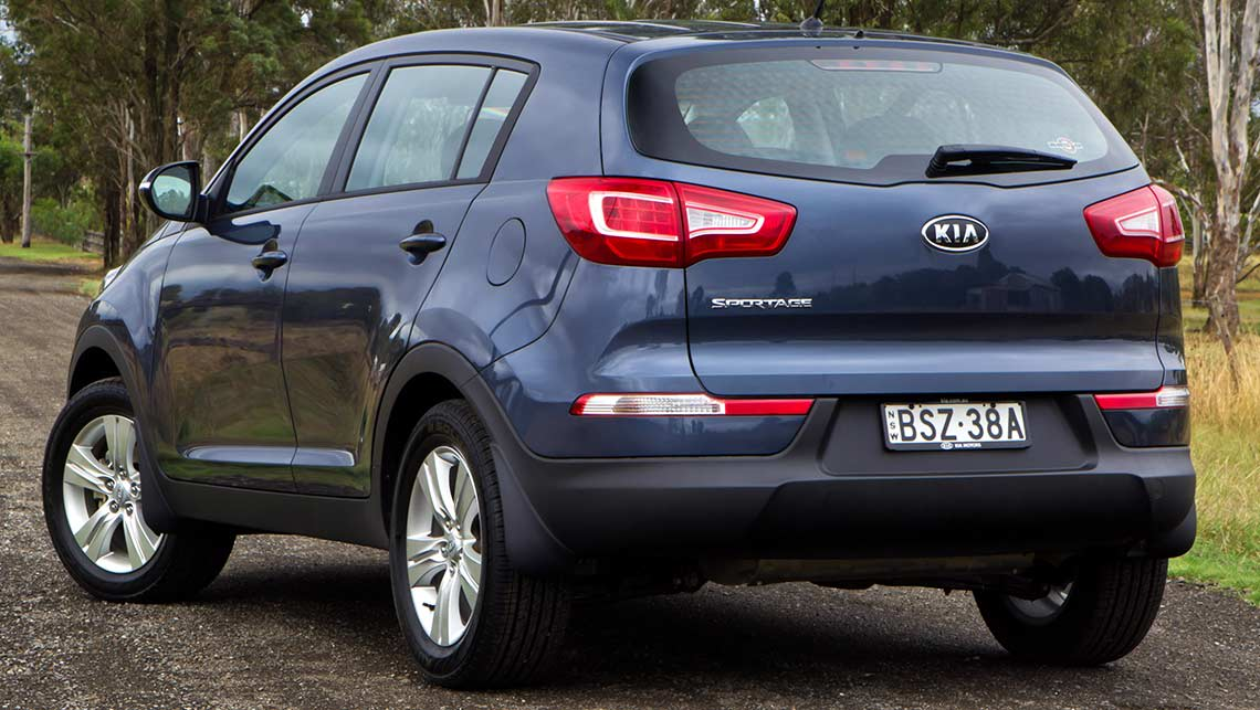 Used Kia Sportage review: 2010-2013 | CarsGuide