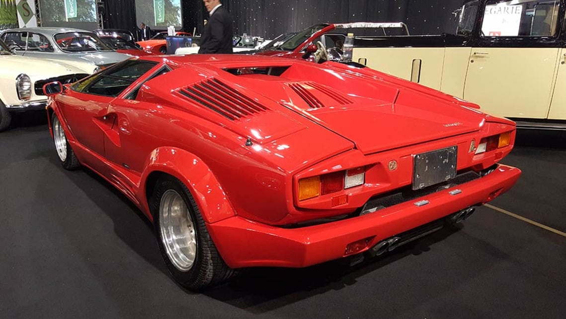 Lamborghini Countach 25th Anniversary edition.