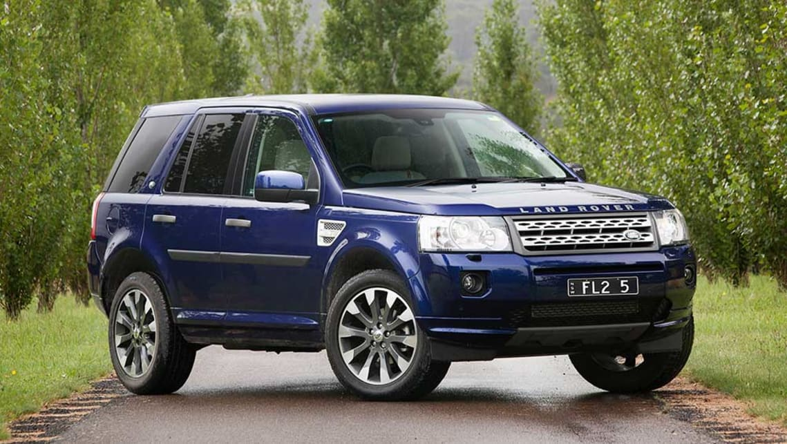 Used Land Rover Freelander 2 review: 2007-2014 | CarsGuide