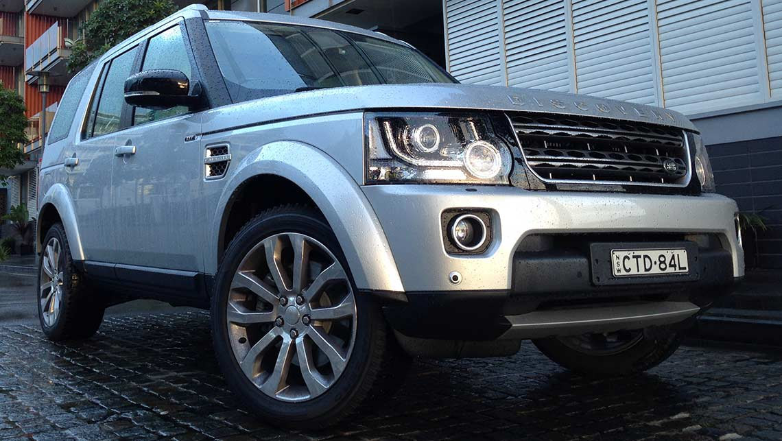 2014 Land Rover Discovery XXV