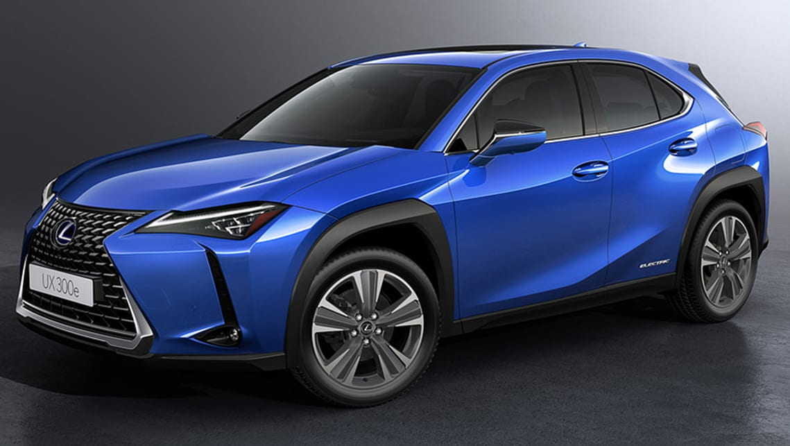 Lexus UX300e 2020 detailed: 400km of range, 150kW of power ...
