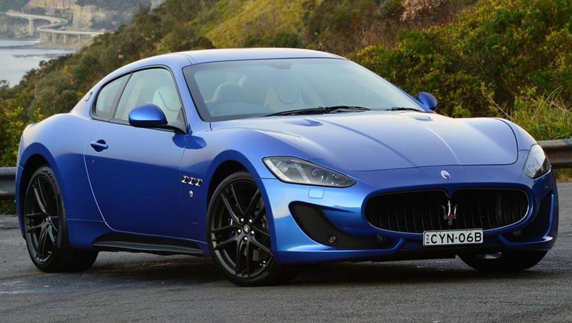 Maserati Granturismo Mc Sport 2015 Review Carsguide
