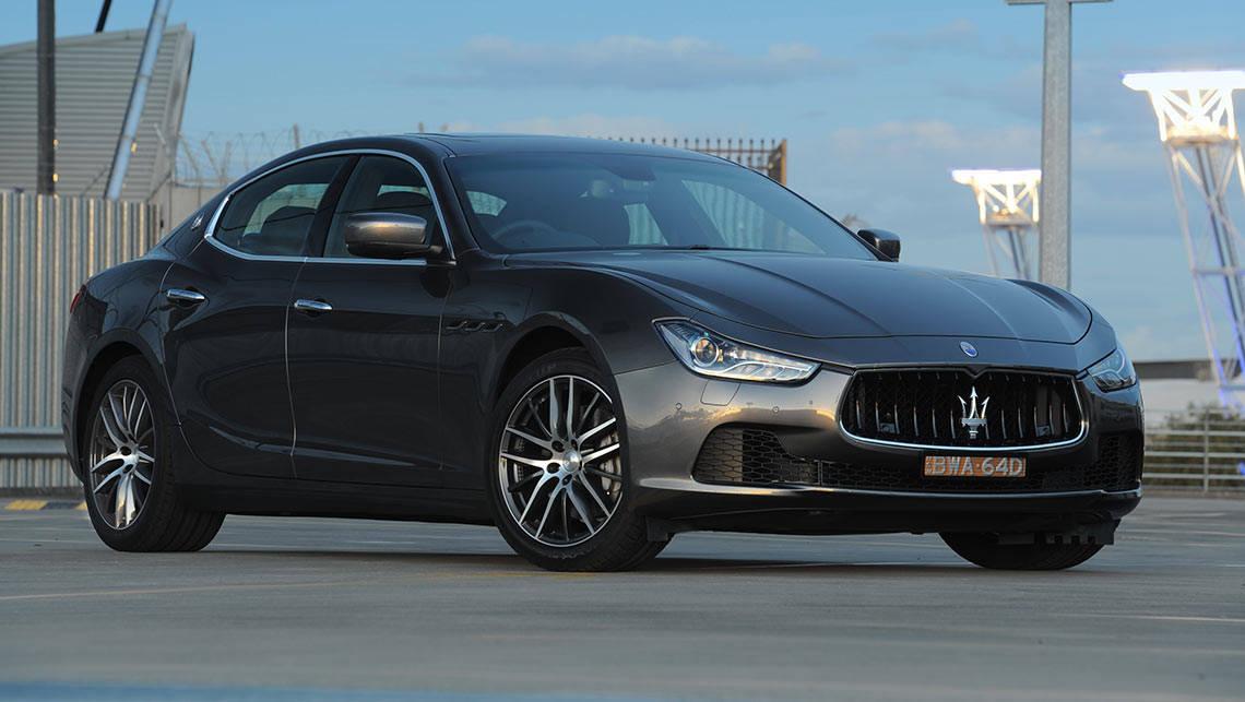 2014 Maserati Quattroporte >> Maserati Ghibli S 2014 Review Carsguide