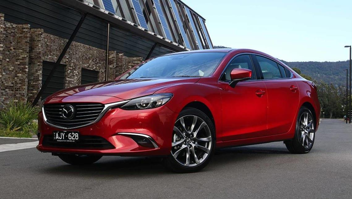 Mazda 6 Atenza Sedan 2016 Review Carsguide