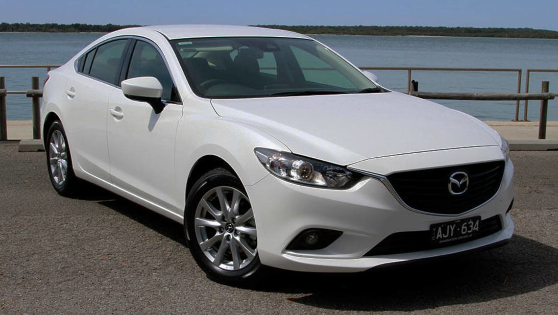 Mazda 6 Sport >> Mazda 6 Sport Sedan 2016 Review Carsguide