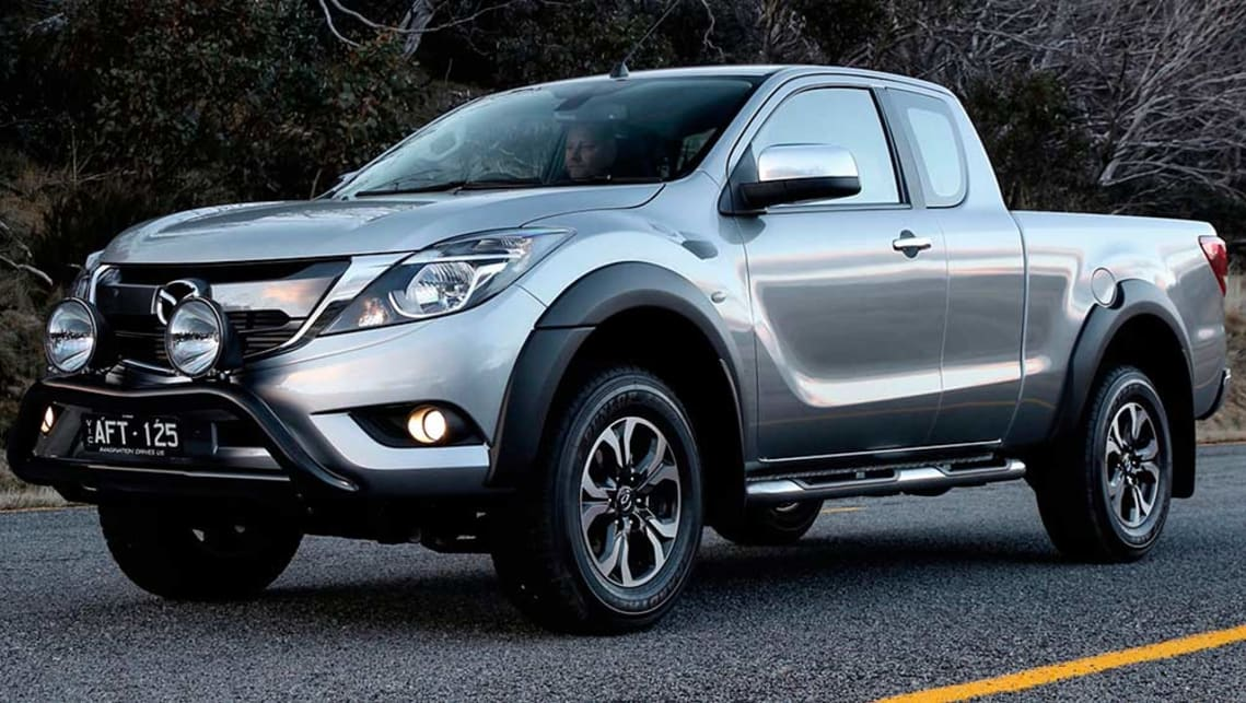 Mazda Bt 50 2015 Review Carsguide