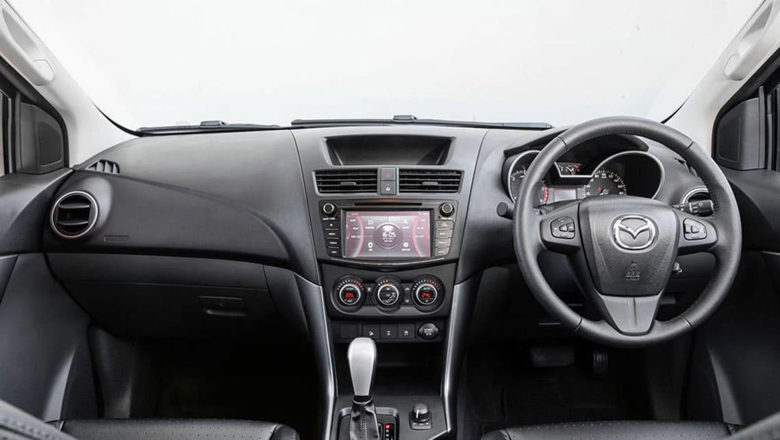 Mazda Bt 50 Xtr Dual Cab 2016 Review Carsguide