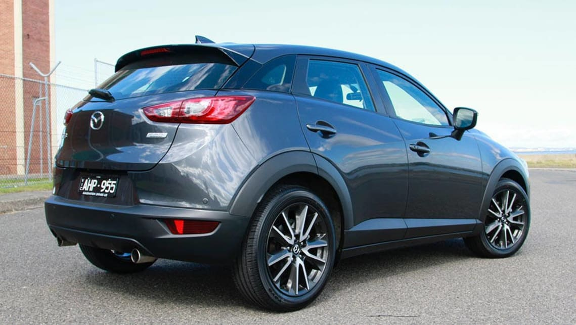 Mazda Cx 3 Review 2015 2016 Carsguide