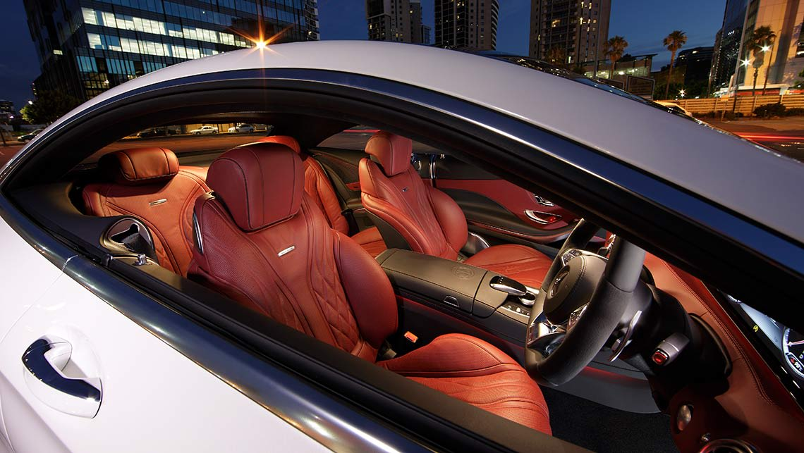 Mercedes Benz S63 Amg Coupe 2015 Review Carsguide